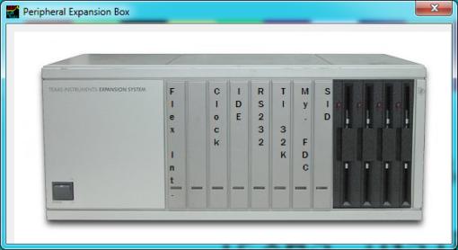 Peripheral Expansion Box